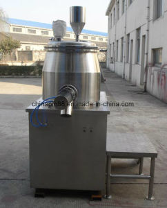 Ghl Pharmaceutical High Shear Mixer Granulator Machinery (RMG) pictures & photos