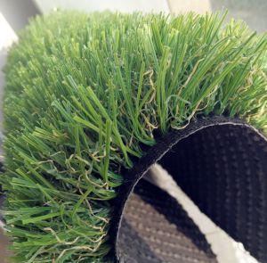 High Density 4 Colours Good Garden Artificial Synthetic Grass pictures & photos