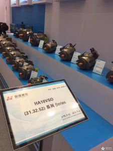 Rexroth Substitution Hydraulic Piston Pump HA10VSO100DFR/31L-PKC62N00 pictures & photos