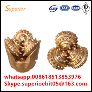 Manufacture of Tricone Bit for Gas Water Oil Drilling Equipments From China pictures & photos