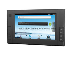 "7"" Industrial Panel Computer with OS Win Ce/Android/Linux pictures & photos"