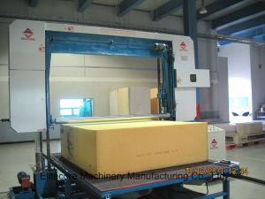 Ecmt-105 104 Automatic Horizontal Foam Cutting Machine pictures & photos