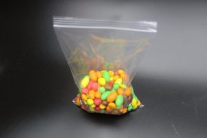 Whole Sales Plastic Zip Lock Packing Bag pictures & photos