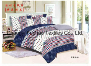 Microfiber Bedding Set Used for Home or Hotel pictures & photos