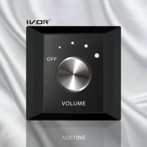 Volume Control Switch in Metal Outline Frame (SK-AP2000VH; SK-AP2000VL) pictures & photos