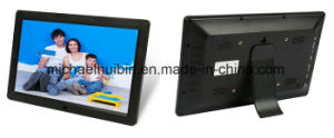 OEM Production 12.1′′ TFT LCD Display Advertising Video Player (HB-DPF1203) pictures & photos