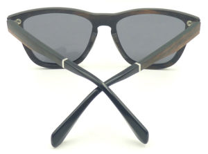 Fqwa162595 Wholesale Wooden Sunglasses Quality Classical Style Spectacles pictures & photos