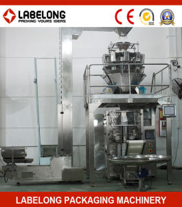 Fully Automatic Vertical Form-Fill- Seal Packing Machine for Food pictures & photos