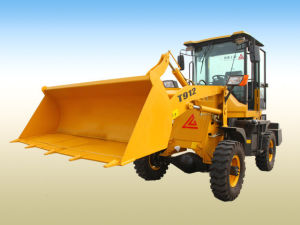 High Quality and Powerful Wheel Loader for Sale pictures & photos