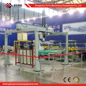 Automatic Glass Loading Machine for Construction Glass pictures & photos