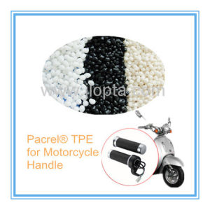 Pacrel TPE Thermoplastic Rubber Material for for Hand Brakes pictures & photos