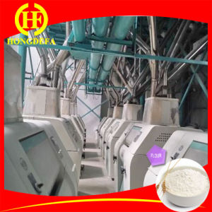 Whole Set Durum Flour Mill Hard Wheat Flour Mill pictures & photos