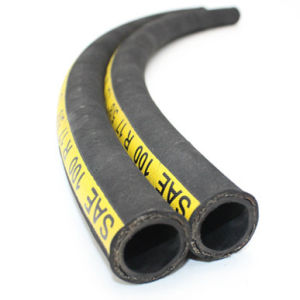 1 Inch 210 Bar SAE 100r17 Hydraulic Hose for Mining Industry pictures & photos
