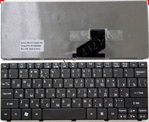 Laptop Notebook Keyboard for Acer Aspire D255 pictures & photos