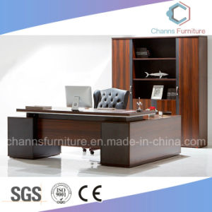 High Quality Manager Furniture Office Table with Credenza pictures & photos