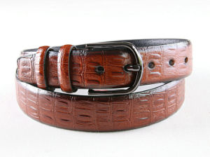 New Products Alligator Pattern Fashion Belt pictures & photos