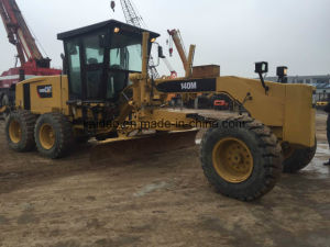 Used Cat Motor Grader 140m, Used Caterpillar Motor Grader 140m pictures & photos