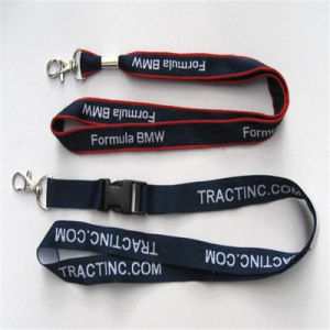 Factory Price Customized Weave Lanyard pictures & photos