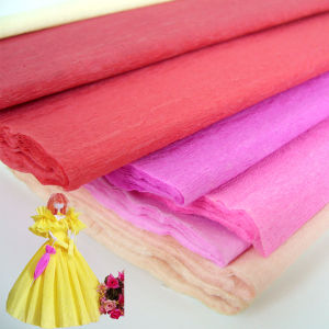 Color Crepe Paper pictures & photos