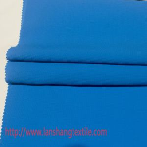 Clothing Fabric Dress Fabric Garment Fabric Dyeing Jacquard Fabric Polyester for Woman Garment Table pictures & photos