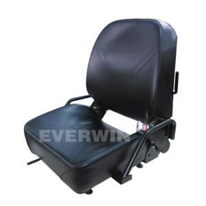 Universal Forklift Seat with Hip Restraints pictures & photos