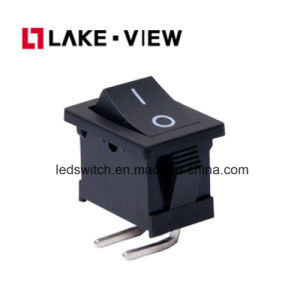 Power Rocker Switches with Round Cap and Long Electronic Life pictures & photos