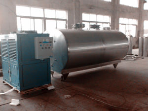Food Sanitary Type Stainless Steel 5000L Milk Cooler pictures & photos