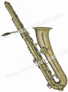 Bass Saxophone /Saxophone / Woodwinds Factory /Cessprin Music (CPBS501) pictures & photos