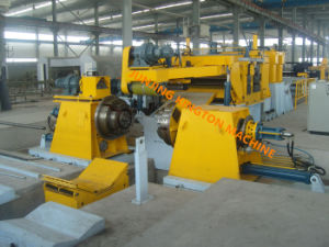 Slitting Line for Metal Plate pictures & photos