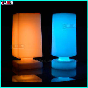 Baby Night Light Glow LED Pink Table Lamps Bed Lamps pictures & photos