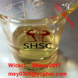 Buy Mixed-Injectable Tri-Tren 180mg/Ml Online for Gaining Cuting-Cycle Muscles pictures & photos