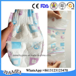 100% Cotton Super Absorbent Disposable Baby Diapers on Sale pictures & photos
