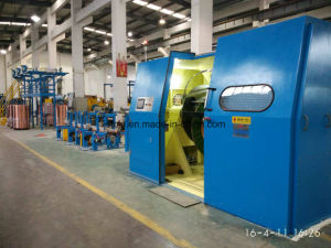 BV, Bvr Big Copper Wire Bunching / Twisting /Stranding Machine pictures & photos