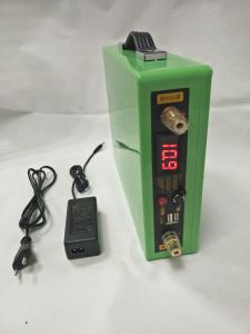 100ah UPS Backup Power Lithium Battery Pack with DC 5V/12V Discharge Interface pictures & photos