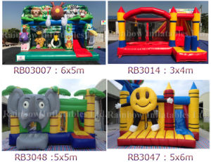 OEM Inflatable Bouncer Supplier, Inflatable Castle pictures & photos