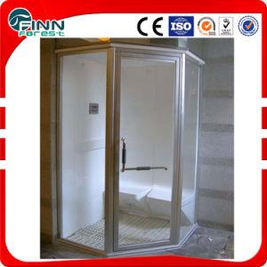 Fenlin Acrylic Material Wet Sauna 2 People Indoor Steam Room pictures & photos