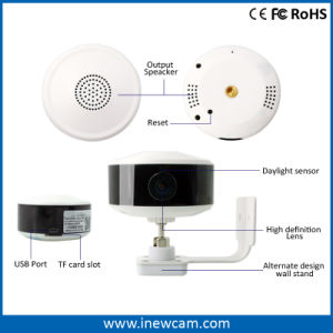 720p Mini 150 Degree Wide View Angle Smart Home IP Camera (K2) pictures & photos