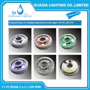 New Design IP68 24V LED Lights Underwater Fountain Lighting pictures & photos