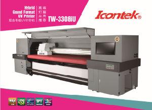Icontek Tw-3308iu Hybrid UV Printer pictures & photos