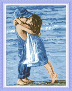 Wholesale Cheapest Cross Stitch, Diamong Painting, Canvas Painting, Chinese Painting pictures & photos