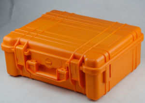 China Manufacturer Waterproof Plastic Tool Case Tool Box with Foam pictures & photos