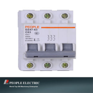 Mini Circuit Breaker with Competitive Price pictures & photos