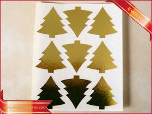Decal Paper Packing Sticker Die Cut Vinyl Sticker pictures & photos