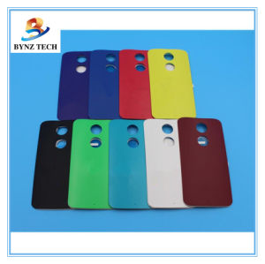 Battery Back Cover for Moto X2 Rear Back Housing Door pictures & photos