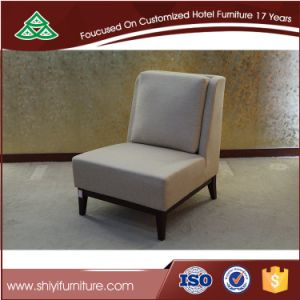 American Solid Wood Single Leisure Chair Hotel Furniture pictures & photos