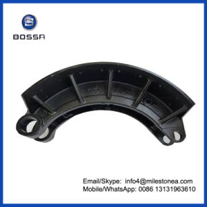 Auto Parts Brake Shoe 3270-1412 of Korean Kamaz, Mitsubish, Volvo pictures & photos