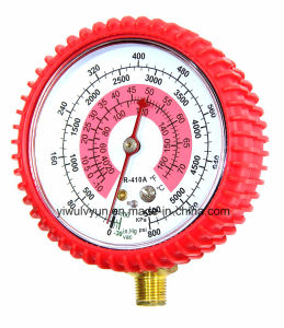 Good Quality Freon Pressure Gauge pictures & photos