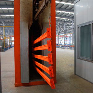 Pallet Racking Load Beams pictures & photos