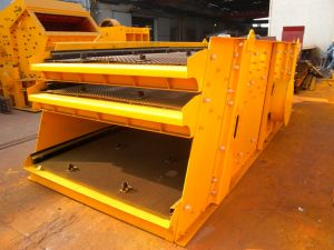 Vibrating Screen, Vibrating Sieve, Mining Shake for Quarry, Mining Processing Plant pictures & photos