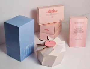 Gift Cardboard Packaging Box pictures & photos